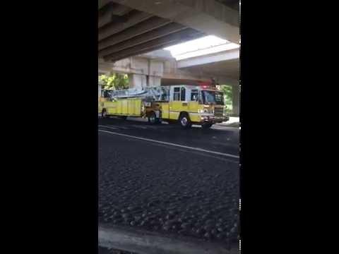 Honolulu Fire Department - LODD - Firefighter Clifford Rigsbee (Engine 7 / Ladder 7)