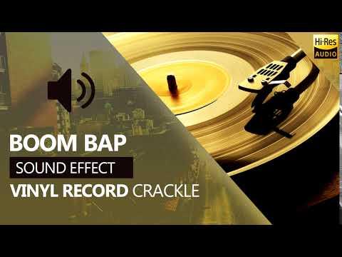 Vinyl Crackle Sound Effect | BurghRecords (Free Sound Effects) WAV