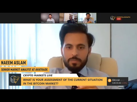 19.06.2020 | How to Best Manage Risk in Crypto Trading, Naeem Aslam on Cointelegraph thumbnail