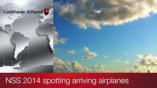 NSS 2014 vliegtuigen gespot USA and China plane spotting