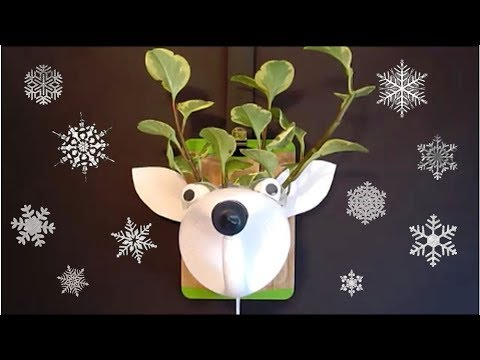 Recycled Craft Ideas For Kids Diy Recycle Plastic Bottle Moose