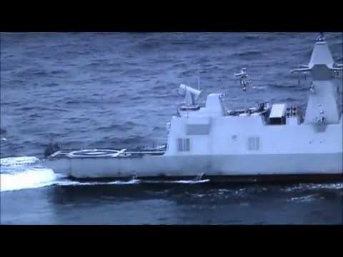 Baynunah class corvette - UAE Navy - CMN Combattante BR71