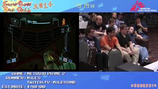 Summer Games Done Quick 2014 - Part 139 - Metroid Prime 2