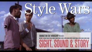 "Editor Sam Pollard on Cutting and Re-cutting ""Style Wars"""