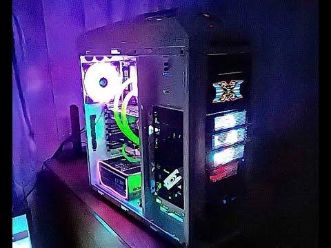 видео: Моя сборка игрового компьютера «project extreme» 100000р