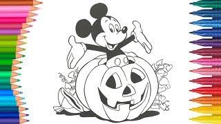 Imágenes De Mickey Mouse Para Pintar Thetremendingtopic