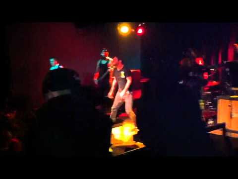 Pendulum - After The Burial (Live, 10/13/12)