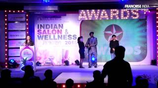 Indian Salon   Wellness Congress Awards