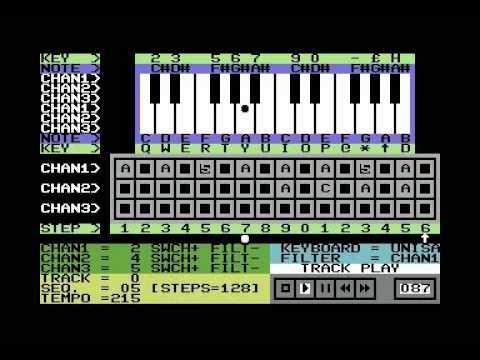 John Stormont - Make it in America (c64 sid chip music - not Rob Hubbard)