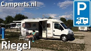 Camping Müller-See, Riegel, Baden Württemberg, Duitsland (English subtitled)
