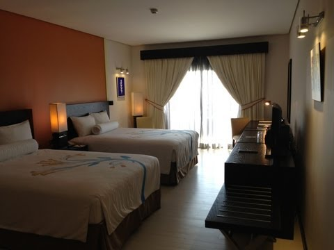 Thunderbird Resorts Poro Point Deluxe Room by HourPhilippines.com