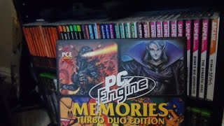 PC-Engine Memories: Turbo Duo Edition - A quick look at the package