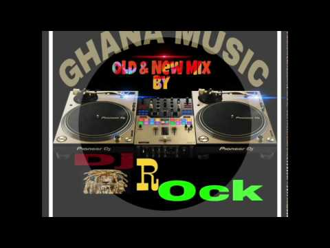 GHANA MUSIC  OLD & NEW MIX BY DJ ROCK 2017 .mp3