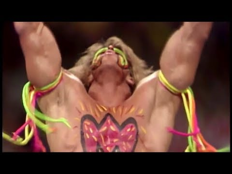 Goodbye to the Ultimate Warrior
