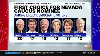 Gambar cover Stakes High For Democrats In Nevada Caucuses