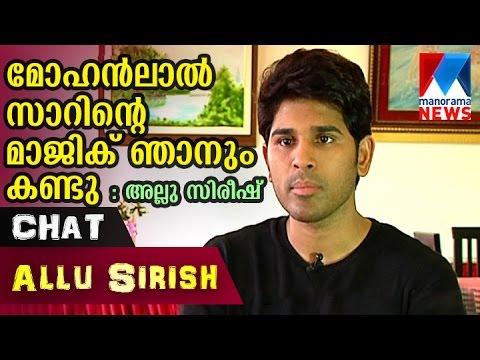 Allu Sirish pins hopes on Malyalam flicks   | Manorama News