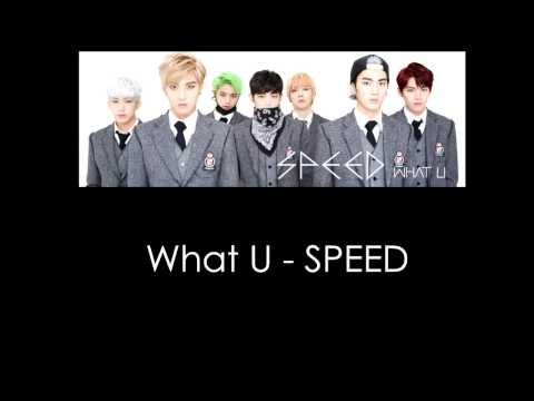What U (안무영상) - SPEED (스피드) [Han|Rom|Eng Lyirics]