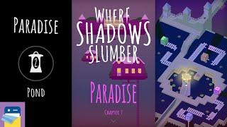 Where Shadows Slumber: Chapter 7 Paradise, Level 2 Pond Walkthrough Guide (by Game Revenant)