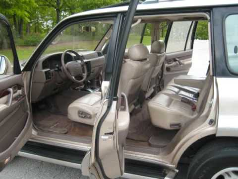Lexus LX450 Used Engines - GoPro Engines And Transmissions