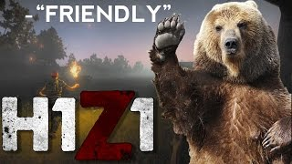 H1Z1 Survivor Stories: When Bears Attack