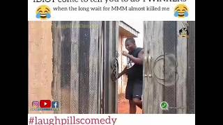 The long await of MMM LaughPillsComedy