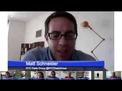 The Fatherhood Google Plus Hangout on the Modern Dad