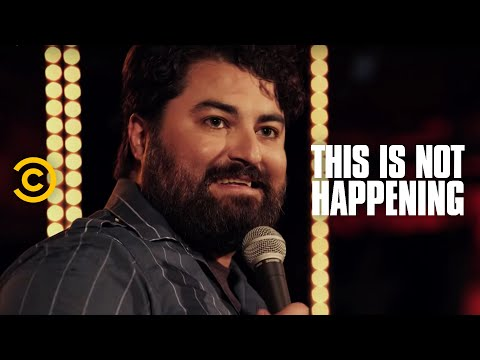 This Is Not Happening – Sean Patton - Cumin - Uncensored