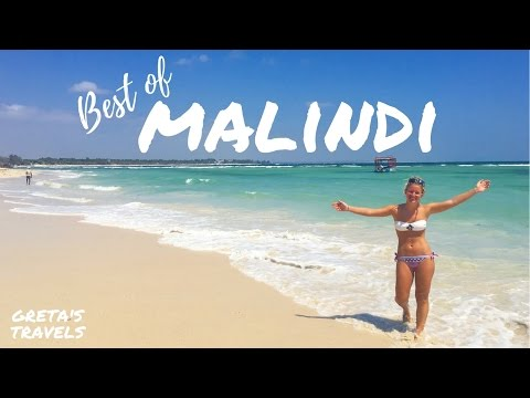 BEST OF MALINDI: Watamu Marine Park and the Golden Beach