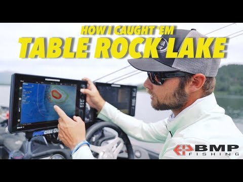 HOW I CAUGHT 'EM: TABLE ROCK LAKE