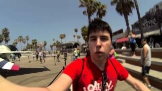 Vlog | Un paseo por la playa! De Santa Monica a Venice