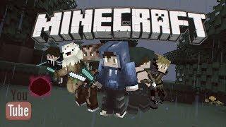 """Przygoda MineCraft: Zemsta - odcinek 3 """"Cukrowa Wyspa"""""""