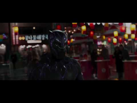 Black Panther | Action | In Cinemas February 16