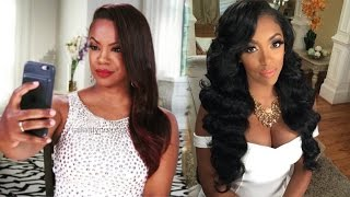 Kandi and Porsha Leaked Text Messages | Real Housewives of Atlanta Season 9