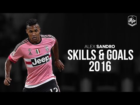 Alex Sandro 2016 |Amazing Skill Show| HD | 1080p