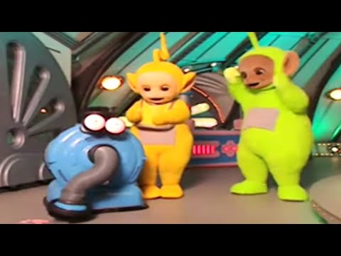 Teletubbies 722 - Washing The Elephant | Cartoons for Kids