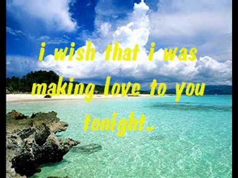 Alessi Brothers - I wish that i was making love to you tonight
