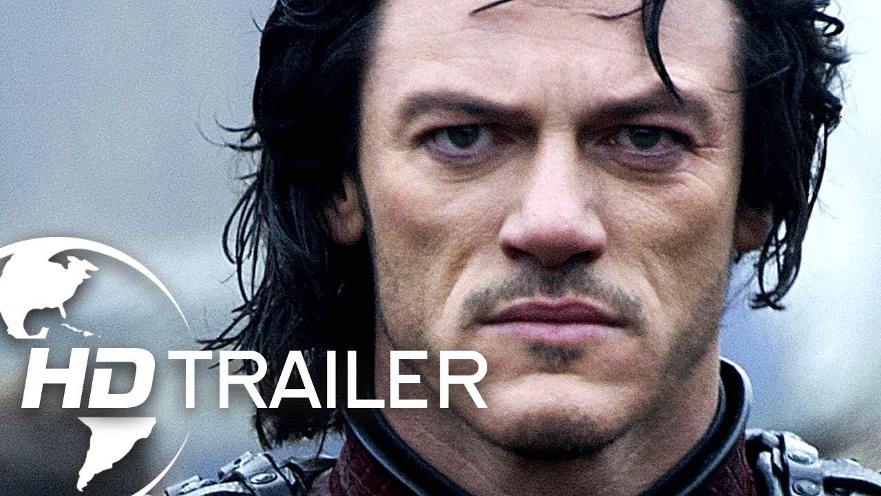 Dracula Untold - Trailer #1 deutsch / german HD (Luke Evans)