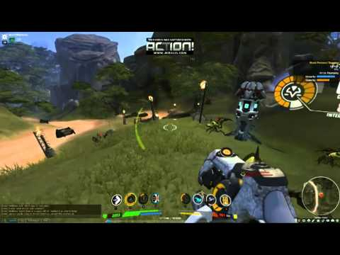 Firefall Battleframes / Classes