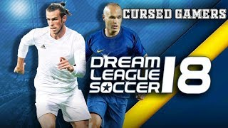 Dream League Soccer 2018 - Gameplay | DLS 2018 | Cursed Gamers