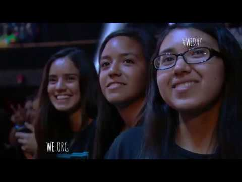 WE Day ABC Broadcast 2016