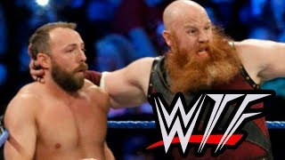 WWE SmackDown Live WTF Moments | 'It's Only Colin Delaney' & Daniel Bryan Removes A Referee's Shirt