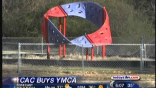 CAC to Purchase Heflin YMCA - KTHV 1.12.12