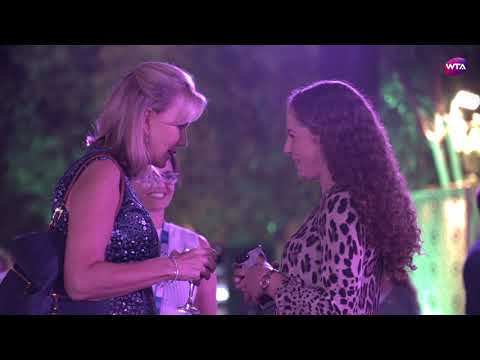 2018 WTA Dubai Player Party