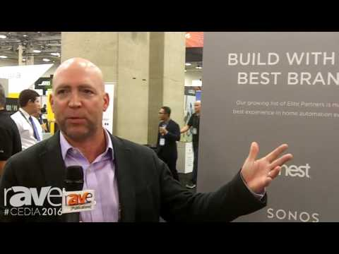 CEDIA 2016: Savant Annoucnes Partnership with Nest and New Integration with Sonos