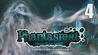 Phantasmat 8: Mournful Loch CE [04] Let's Play Walkthrough - Part 4 #HOPA