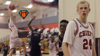 Wolfpack Commit Maverick Rowan Is The BEST SCORER In Florida!! | Official Junior Mixtape thumbnail