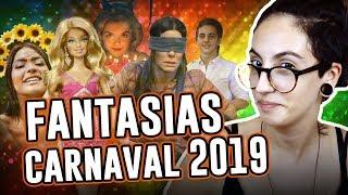 IDEIAS FANTASIAS CARNAVAL 2019 - Dicas e tendências | Luma Show