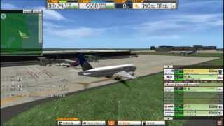 ATC3. RJAA - Narita World Wings - Tokyo Narita International Airport - Stage 1