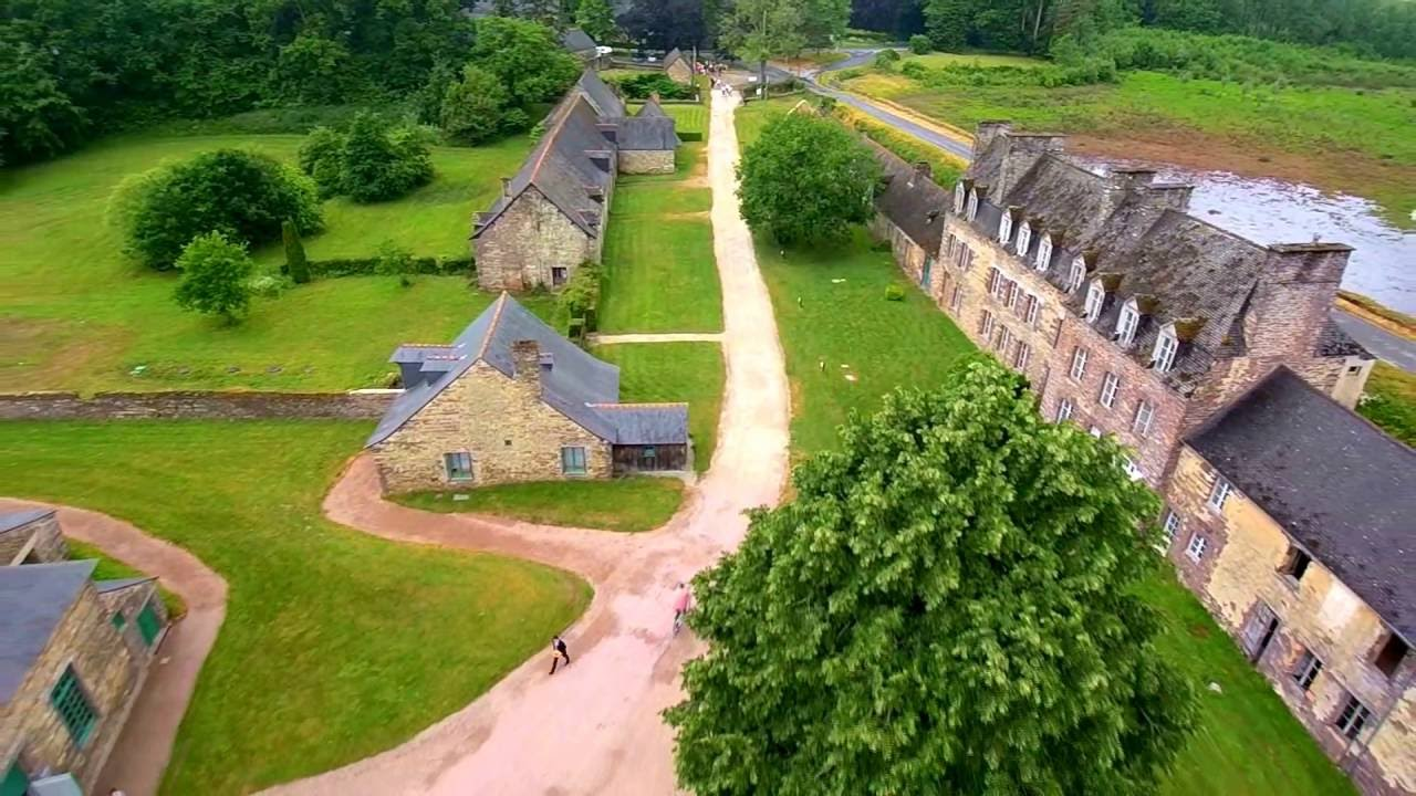 mariage drone domaine les forges paimpont youtube. Black Bedroom Furniture Sets. Home Design Ideas