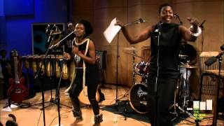Netsayi and Black Pressure: Sara Regina, Live in The Greene Space